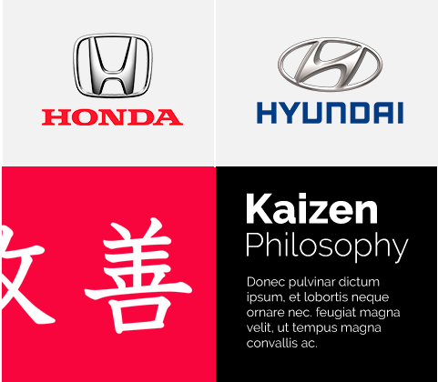 At Headquarter Automotive We Are Eternally Motivated By One Word Kaizen Meaning Continuoaus Improvement